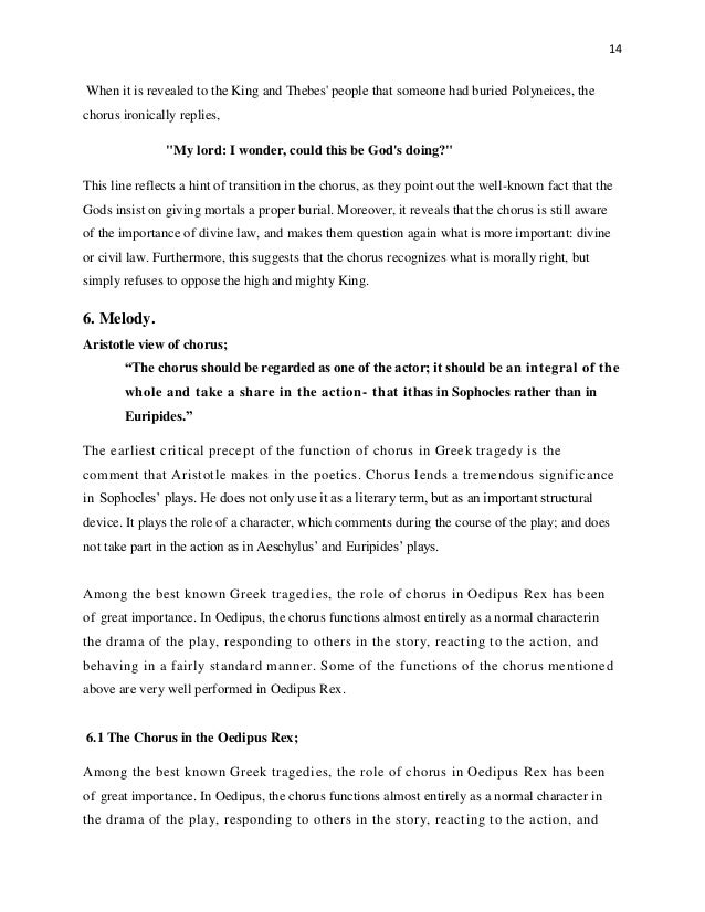an analysis to the antigone chorus essay The psychoanalytic study of antigone english literature essay  the chorus states  concept of psycho analysis, it is observed that antigone had devoted .
