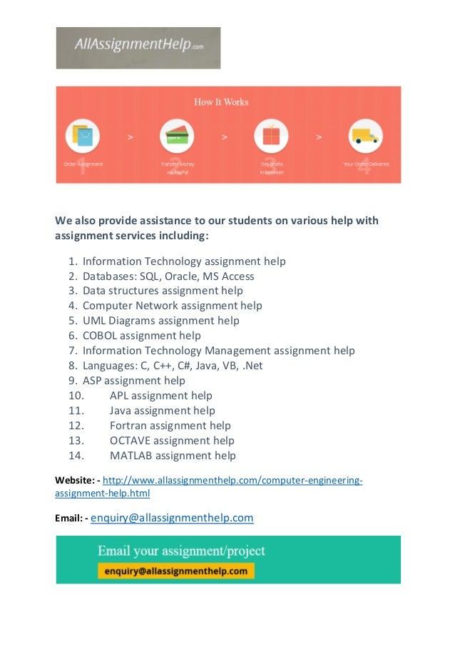 Computer Science Coursework Details