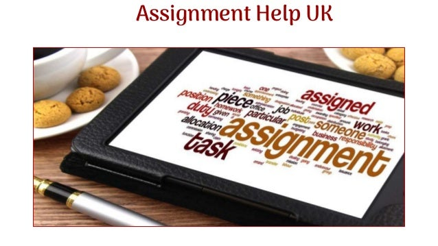 Assignments help uk