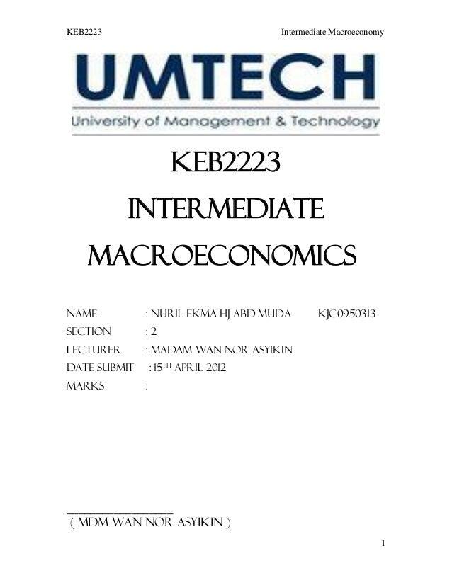 KEB2223                               Intermediate Macroeconomy                      keb2223           Intermediate    MAc...