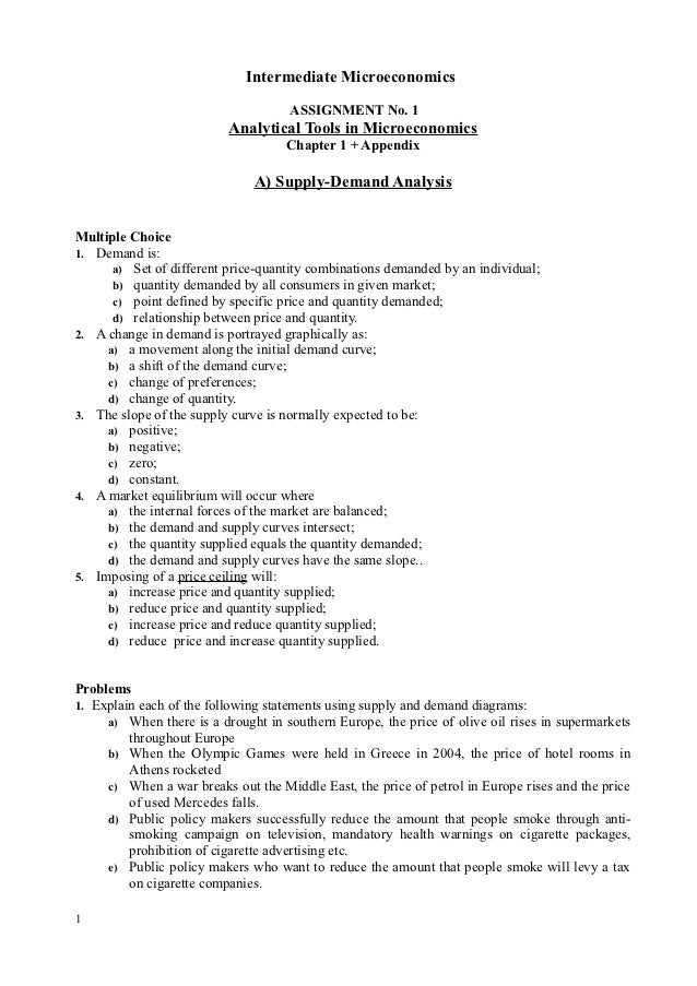 assignment no 1 micro