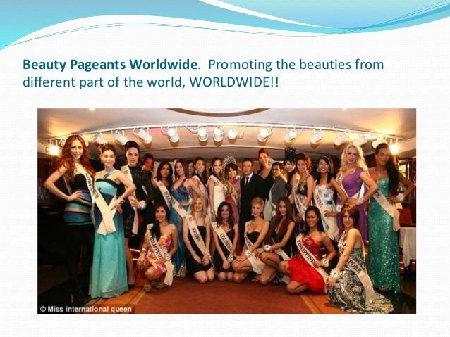 do beauty pageants serve a purpose in society Beauty pageants have really evolved over the years and what seems to have  started out as a competition to highlight a woman's beauty is now.