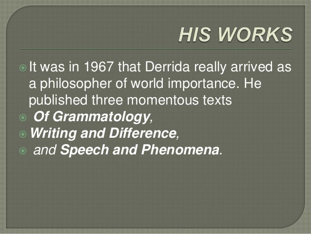 Writing and difference jacques derrida pdf to word