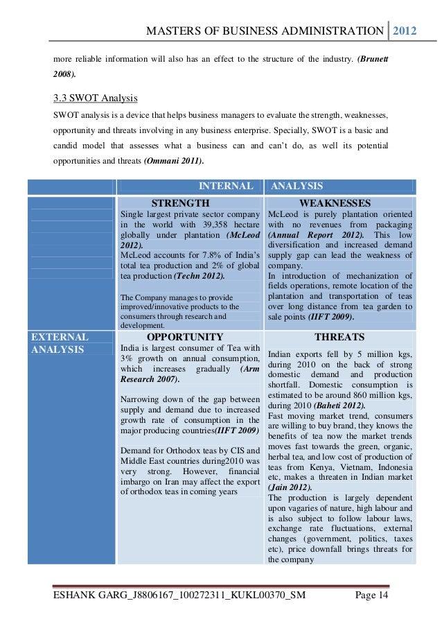 sunway berhad swot analysis 2016