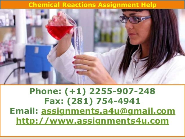 assignmentsu cheap chemical engineering assignment help chemical  chemical reactions assignment