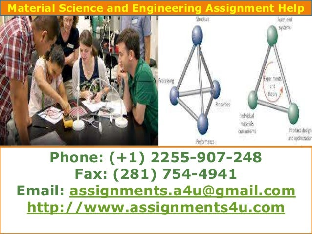 assignmentsu cheap chemical engineering assignment help chemical   9 material science and engineering assignment help