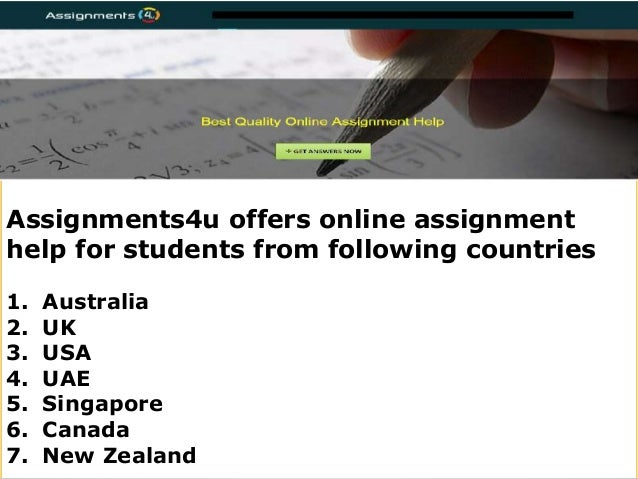 assignmentsu computer science assignment help online computer sci   2 assignments4u offers online assignment help
