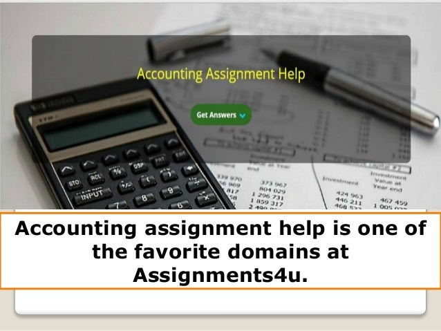 assignmentsu accounting assignment help online accounting assignme  accounting assignment