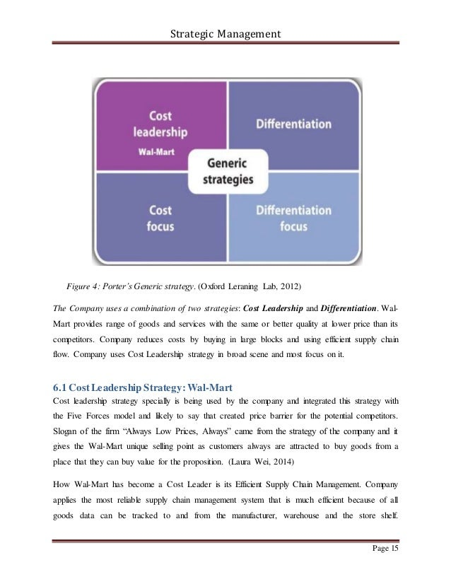 walmart company essay Wal-mart_org structure and strategy - free download as the company is the world's 18th largest public strengths & weakness of divisional structure at walmart.