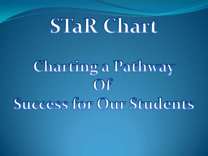 STaR Chart<br />Charting a Pathway<br />Of <br />Success for Our Students<br />