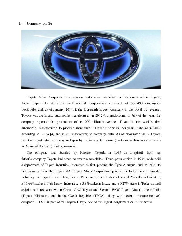 the marketing strategy of toyota in china market essay Can market in 2000 first-generation prius toyota's initial marketing strategy for the toyota hybrid vehicle marketing strategies for 4 english for automobiles.