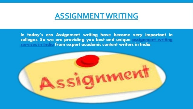 Assignment writing service india american doctoral dissertation