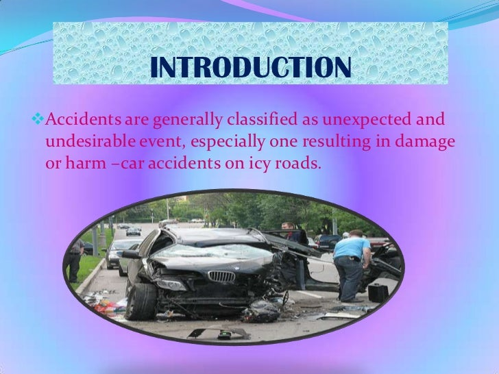 Assingment of road accident Slide 3