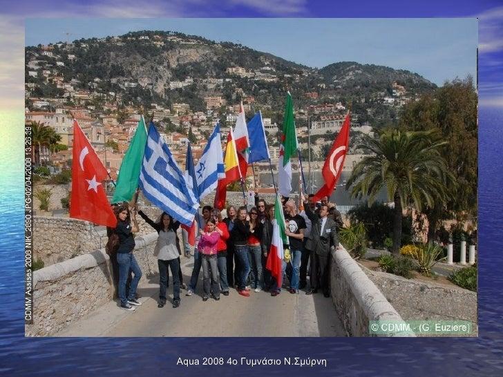 Assises jeunes mediteranee Slide 3