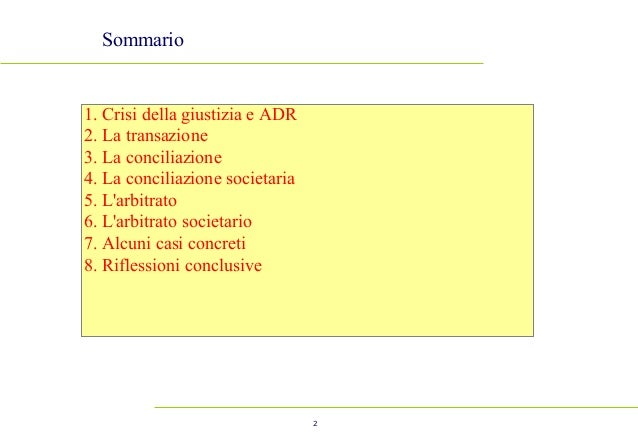 La Gestione Stragiudiziale del Contenzioso d'Impresa - Studio Legale Pandolfini Assistenza Legale Imprese Slide 2
