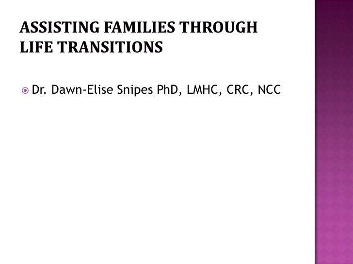 Dawn elise snipes phd resume