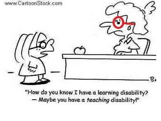 Assistive technology in Teaching students with vision problem