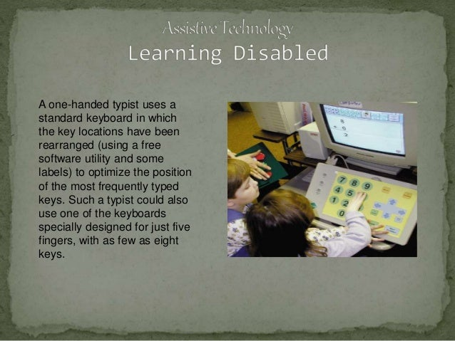 Assistive Technology Pp