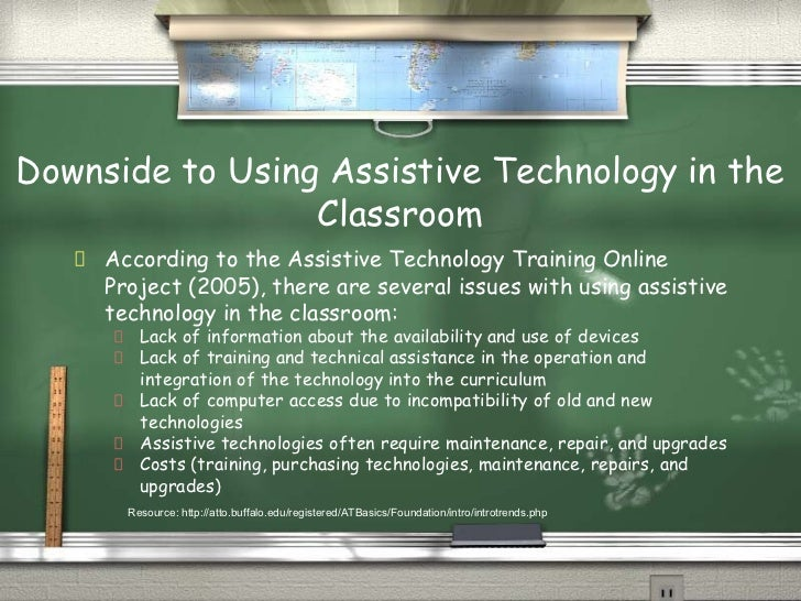 Assistive Technology Webquest Whitlow