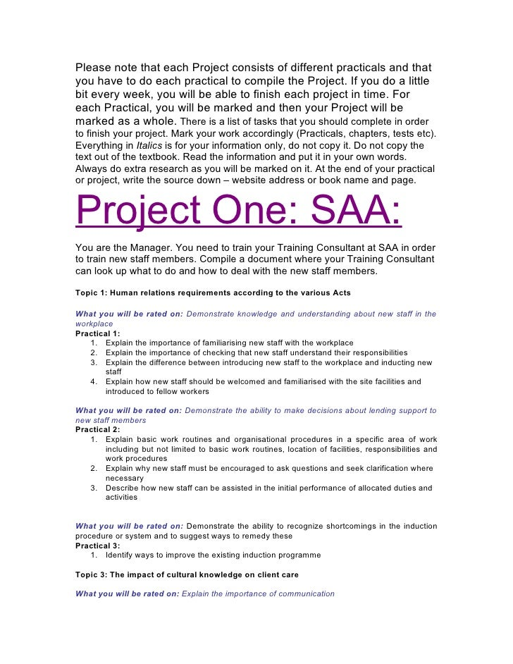Please note that each Project consists of different practicals and that you have to do each practical to compile the Proje...