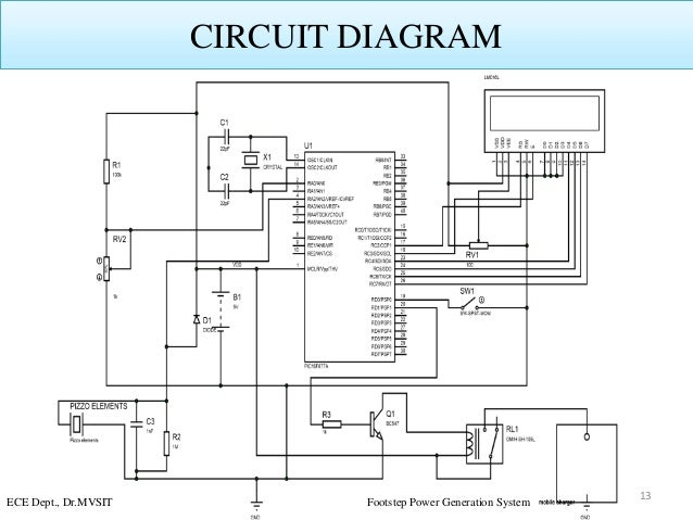 Foot Step Power Generation Using Piezoelectric Sensor Circuit