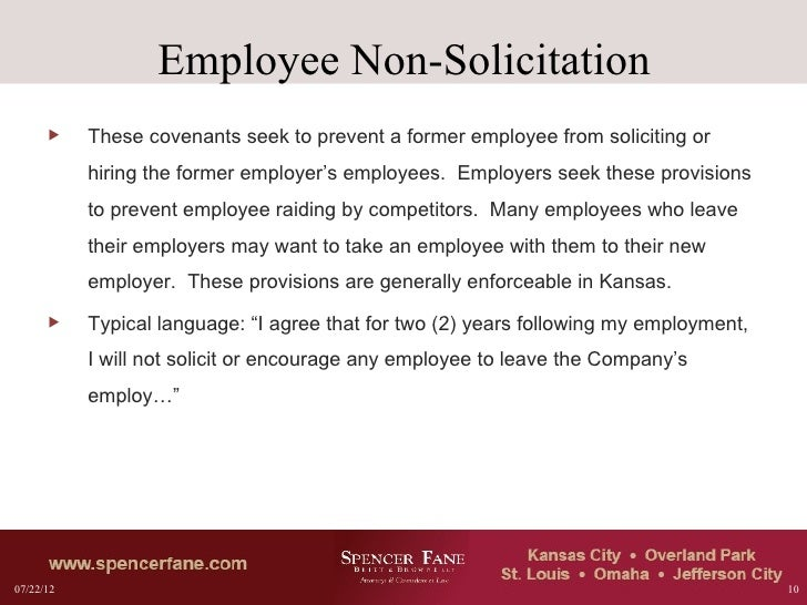 How To Draft An Employee Noncompete Agreement: 13 Steps