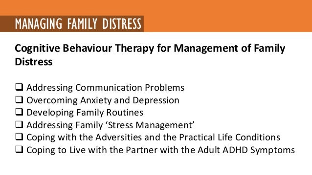 Adhd adult life management
