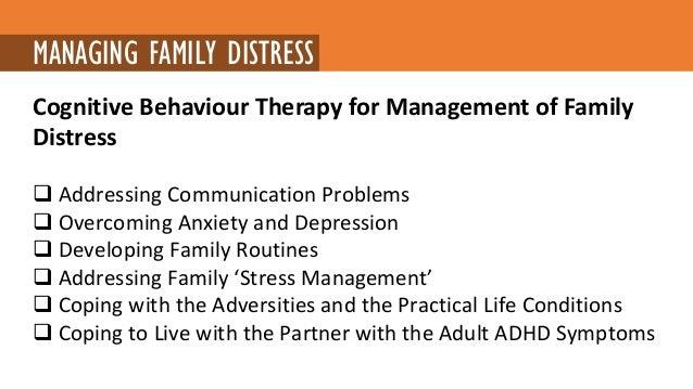 Adhd adult life management