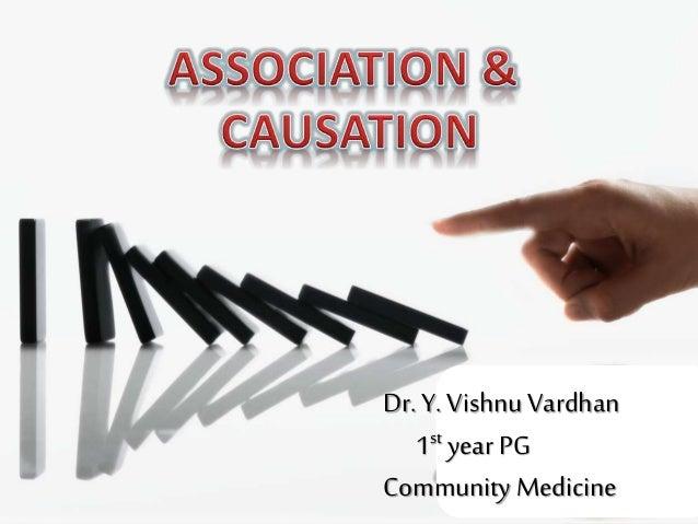 Dr. Y. Vishnu Vardhan  1st year PG  Community Medicine