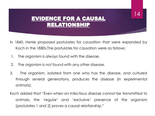 Casual relationship definition
