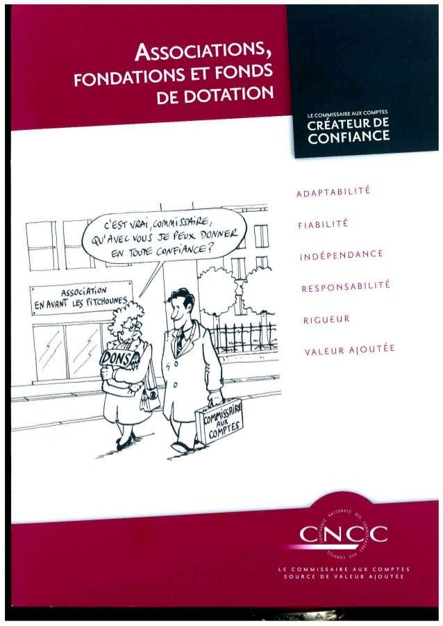 Association, fondation et fonds de dotation
