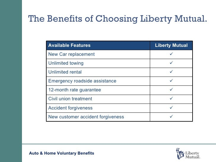 Liberty Mutual offers many types of insurance including auto, rental, and home to customers throughout the United States. Liberty Mutual is a verified InsuraMatch partner. Get a quote from Liberty.