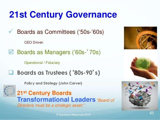 Association leadership
