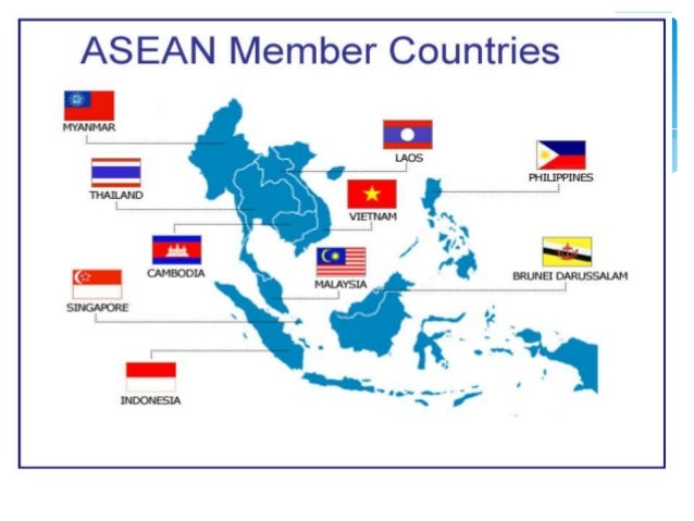 association of south east asian nations asean Establishment and functions the association of south east asian nations (asean) was established august 8, 1967 in bangkok, thailand with the signing of the bangkok declaration by the five original member nations (indonesia, malaysia, philippines, singapore, and thailand) on january 8, 1984, brunei darussalam was admitted as the sixth member.