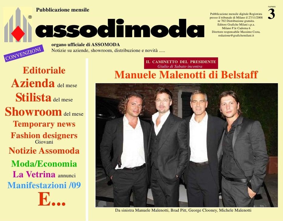 buy online 2f49f a79f0 Assodimoda Marzo
