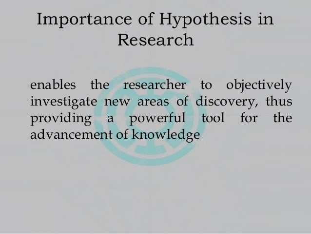 importance of methodology in research