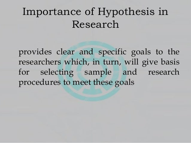 hypothesis research methodology Formulating the research hypothesis and null hypothesis business portfolio  management: definition & example what is sampling in research - definition .