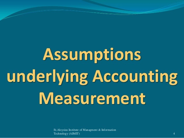 financial reporting measurement bases for financial accounting measurement The future of financial reporting 2008: measurement and stakeholders 3 financial accounting and reporting is a curious mix of  present and future measurement bases .