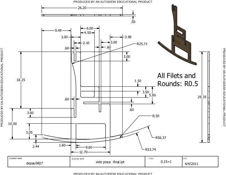 Rocking chair drawing Clipart Slideshare Rocking Chair Drawings