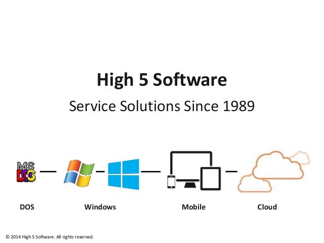 High Five Software