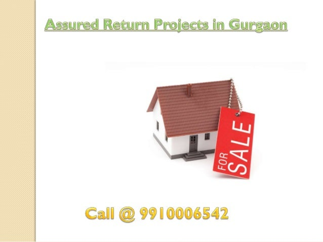 Assured return Commercial projects in gurgaon