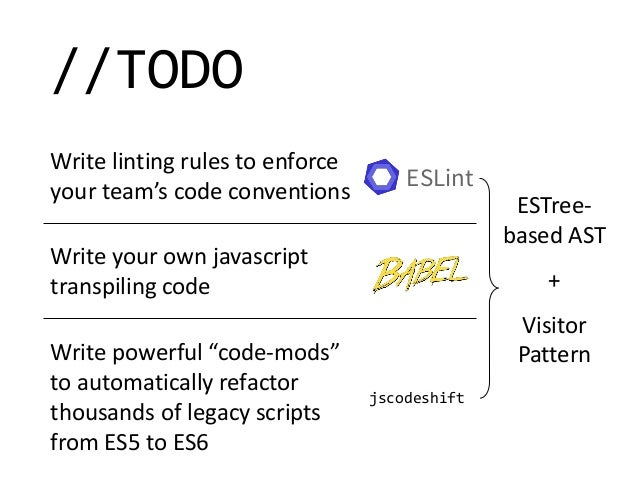 Master the Art of the AST (and Take Control of Your JS