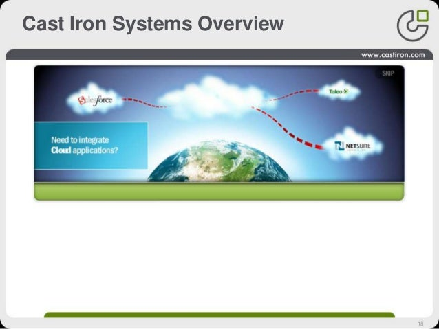 18 Cast Iron Systems Overview