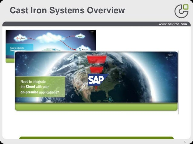 19 Cast Iron Systems Overview