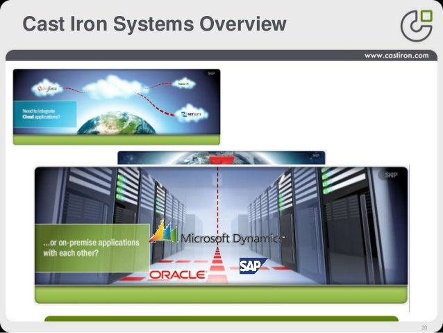 20 Cast Iron Systems Overview