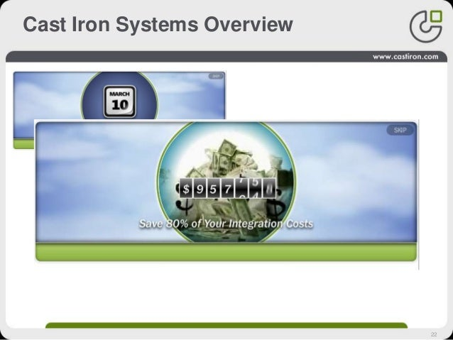 22 Cast Iron Systems Overview