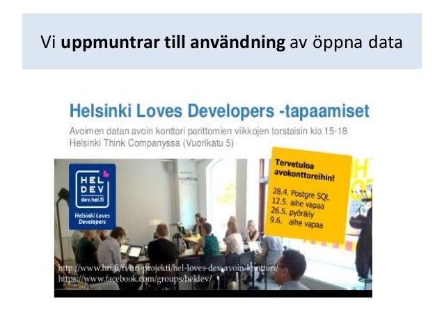 Dating service Helsingfors