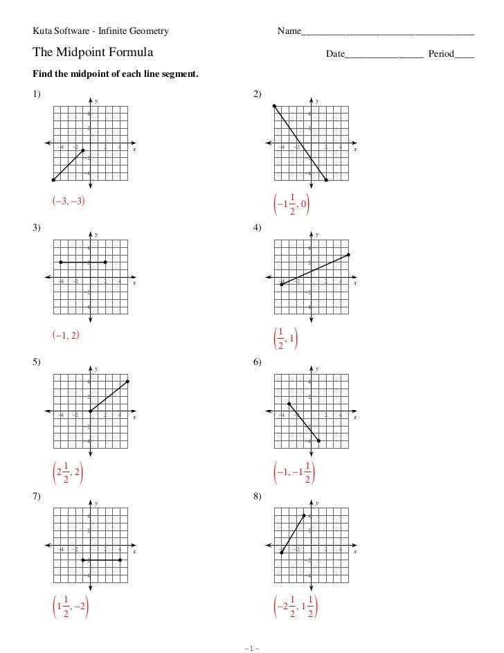 Writing Equations Given Two Points Worksheet Kuta Kidz Activities