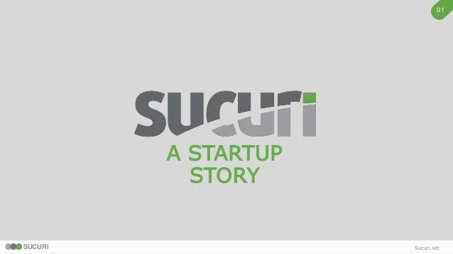 01 SUCURI A STARTUP STORY Sucuri.net