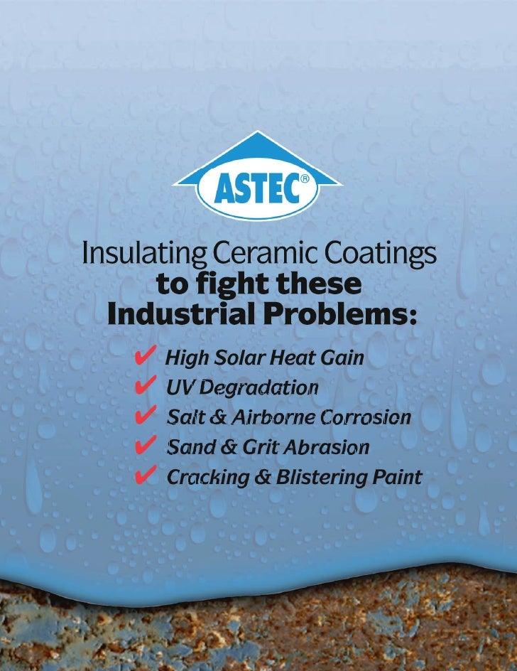 Astec 2010 Industrial Brochure